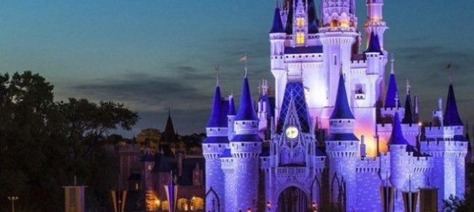 How to Win a Night's Stay in the Cinderella Castle at Walt Disney World