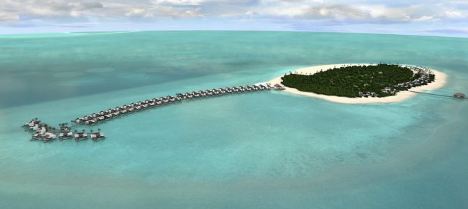 5 luxury hotels in the Maldives