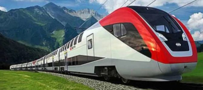 This High-speed Train Is Expected to Go From Portland to Vancouver in Just Two Hours