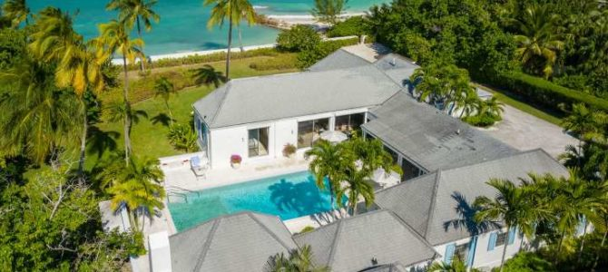 Princess Diana Vacationed in This Dreamy Bahamas Home and Now It Can Be Yours