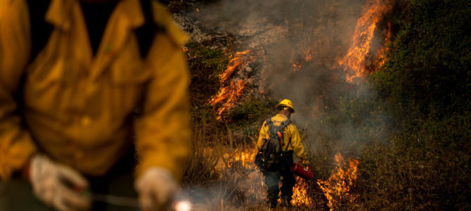 More Than 30 Parks Across California Closed Due to Wildfires