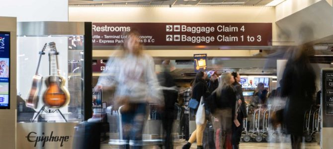 Nashville's BNA Airport Now Has Clear Travel Kiosks for Touchless Security