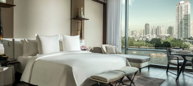 The Four Seasons Bangkok Is Bringing Unparalleled Luxury to Thailand's Capital City
