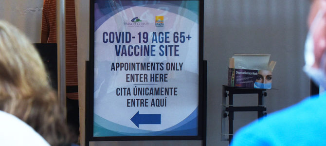Florida Prohibits 'Vaccine Tourism' With New Resident Rule
