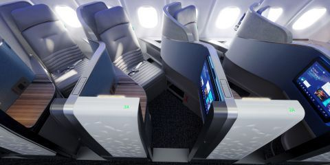 JetBlue Unveils Epic 'Studio' Suites for Mint Passengers