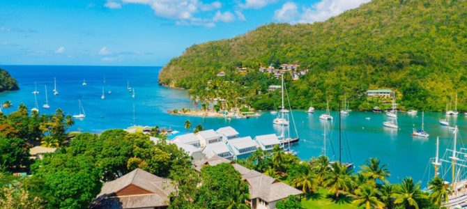 St. Lucia Launched a New Program That Invites Visitors to Stay for 6 Weeks