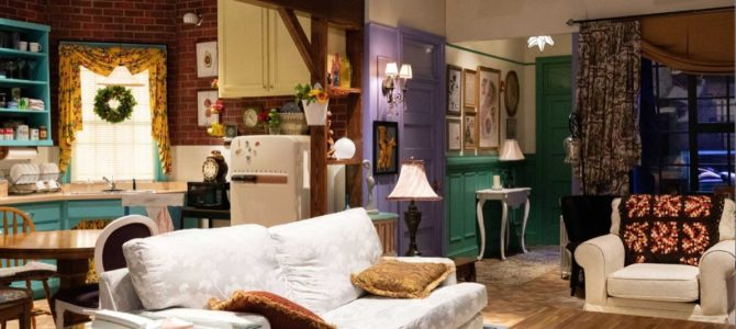 Here's Your Chance to Spend the Night in Iconic Sets From 'Friends'