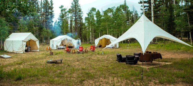 This Exclusive Camping Trip in Yellowstone National Park Is the Perfect Way to Unplug