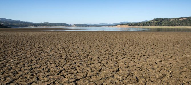 California Town Asks Residents, Visitors to Conserve Water Amid Extreme Drought